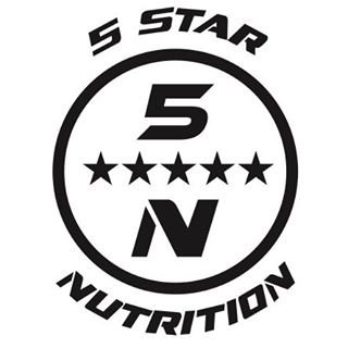 5 Star Nutrition coupons