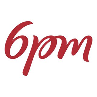 6pm logo