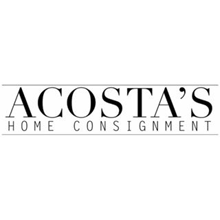 Acostas Home Consignment coupons