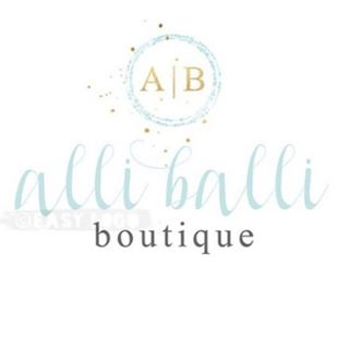 Alli Balli Boutique coupons