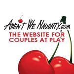 Aren't We Naughty logo