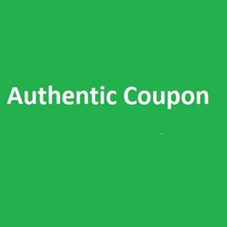 Authenticcoupon coupons