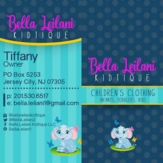 Bella Leilani Kidtique coupons
