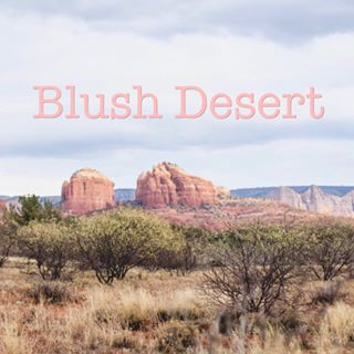 Blush Desert coupons