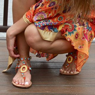 Capri Girl Sandals coupons