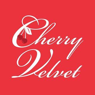 Cherry Matinée Veneer Casket with Cream Velvet Interior - Wood Casket