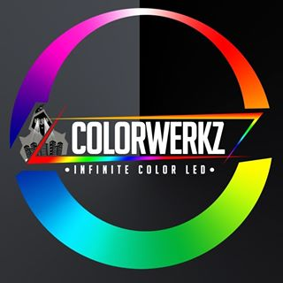 Coupon codes, promos and discounts for colorwerkzled.com