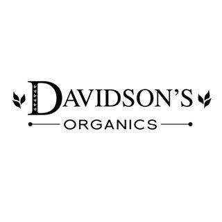 25% Off - Davidson's Organics coupons, promo & discount