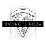 DaVincis Pizza logo