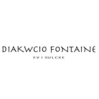 Diakwcio Fontaine coupons