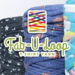 Fab-U-Loop Yarn coupons