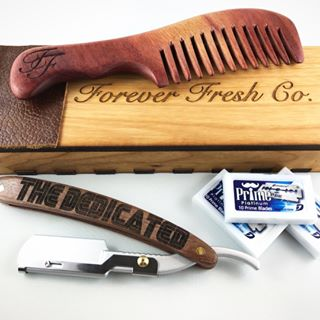 Forever Fresh Razors coupons