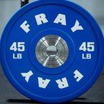 Fray Fitness logo