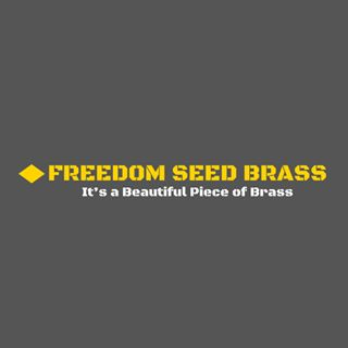 Freedom Seed Brass coupons