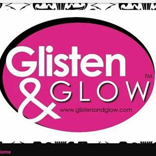 glistenandglow.bigcartel.com logo