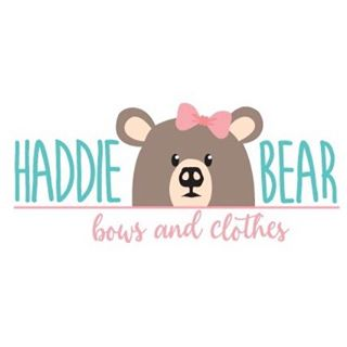 Haddie Bear Bows and Clothes coupons