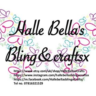 Halle Bellas Bling & Crafts X coupons