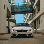 Horizon Motorsport logo