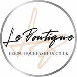 Le Boutique Fashion logo