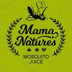 Mama Natures Mosquito Juice logo