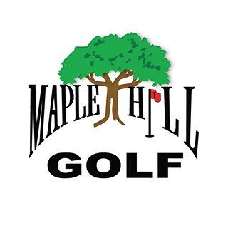 Maple Hill Golf logo