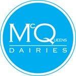 McQueens Dairies UK logo