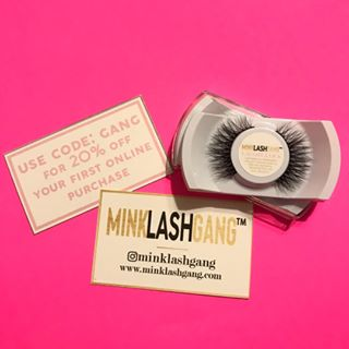 Mink Lash Gang coupons