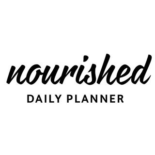 Nourished Planner coupons
