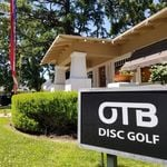 OTB Discs logo