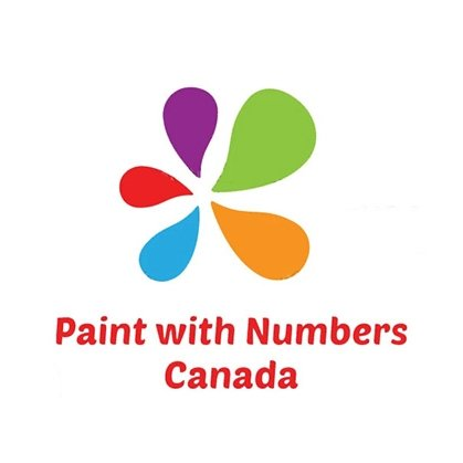 Paint With Numbers Canada logo