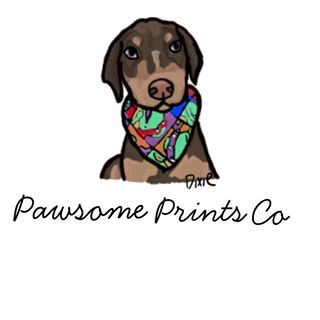 Pawsome Prints Co coupons