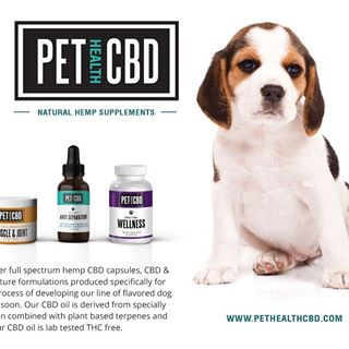 Pet Health CBD coupons
