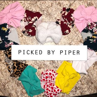 Coupon codes, promos and discounts for pickedbypiperbows.com