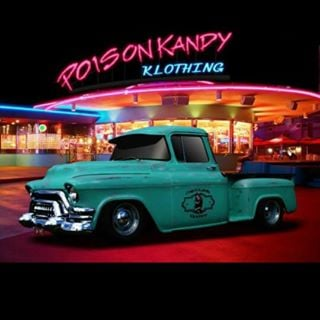 Poison Kandy Klothing coupons
