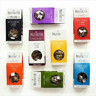 Positivitea coupons