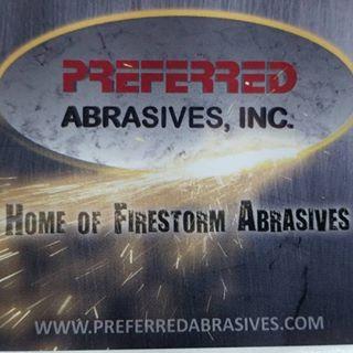Preferred Abrasives logo