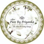Pure By Priyanka logo