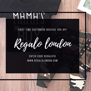 Regalo London coupons