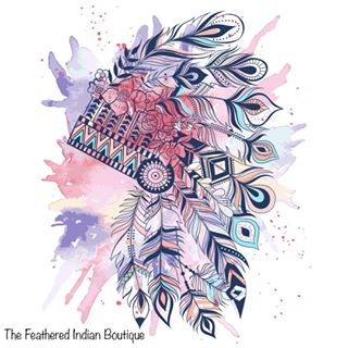 The Feathered Indian Boutique coupons