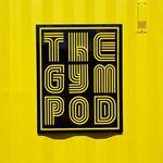 The Gym Pod  logo