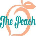 The Peach logo