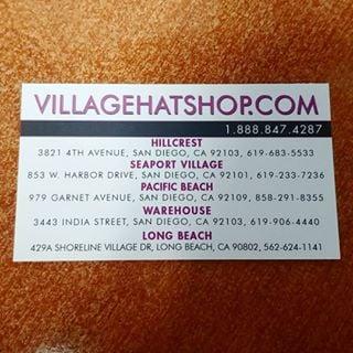 a3d45ac039270 15% Off - The Village Hat Shop coupons