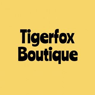 Tigerfox Boutique coupons